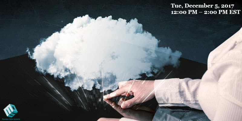Immerse Yourself in the Cloud: An Interactive Webinar Experience