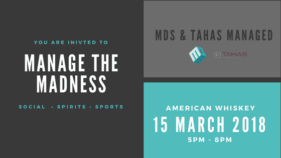 Manage Your Madness with MDS & TAHAS!