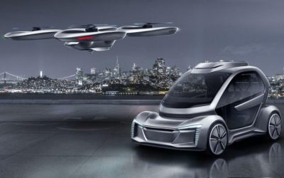 Germany plans to put Airbus and flying taxi concept in the sky