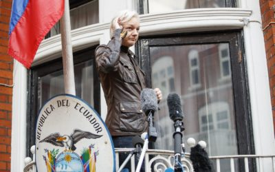 Ecuador faced 40 million cyberattacks after giving up Assange
