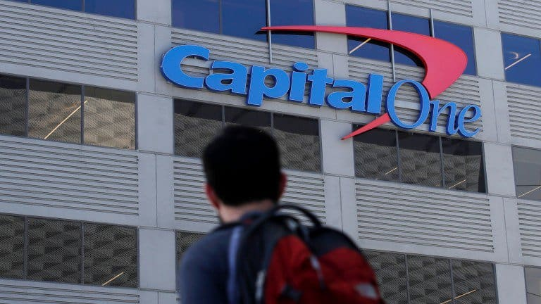A hacker stole the personal data of 100M Capital One customers