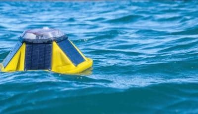 Seafaring drones are mapping the ocean's floor