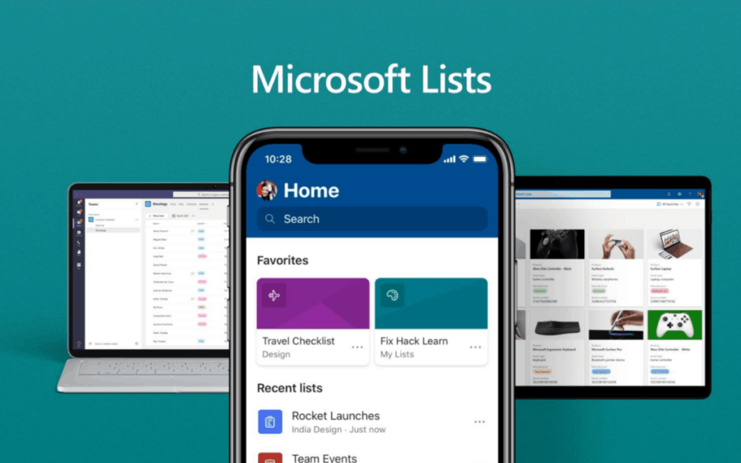 Microsoft launches Lists, a new Airtable-like app for M365