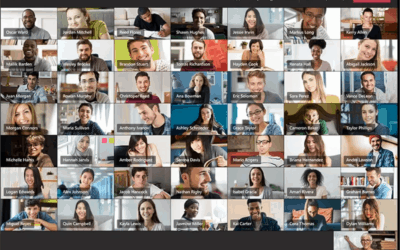 Microsoft Teams will let you see 49 people at a time this fall