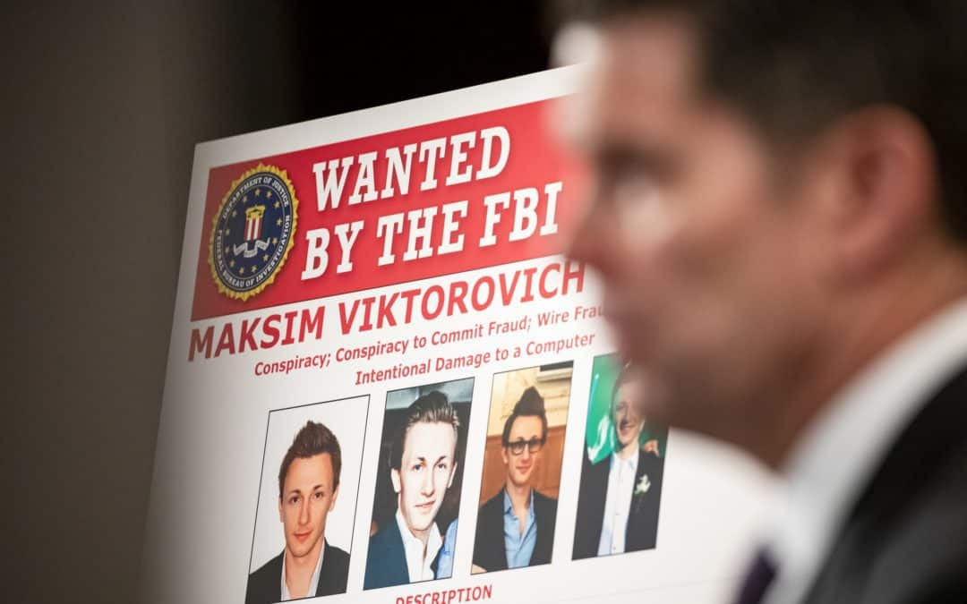 Russian Criminal Group Target Americans Working at Home