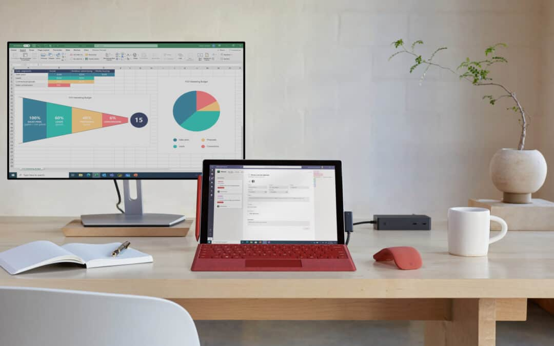 Microsoft's latest Surface is focused on remote work